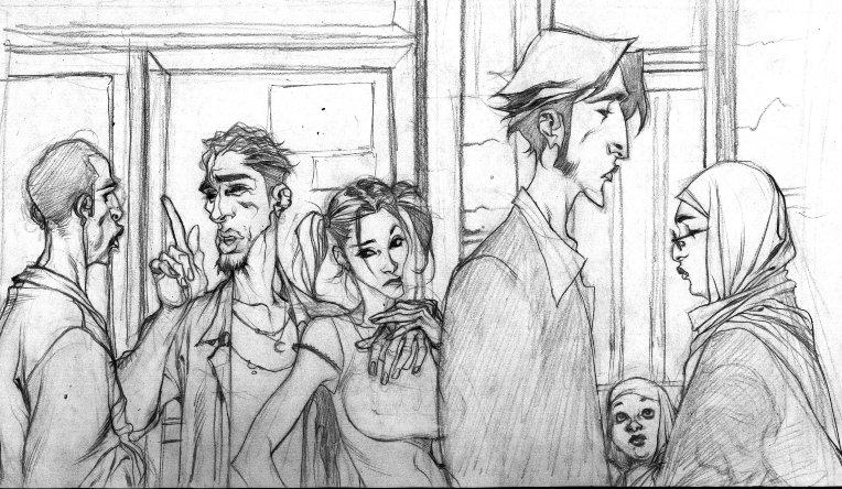 Ilustraciones sueltas chulas encontradas por el internete - Página 4 31