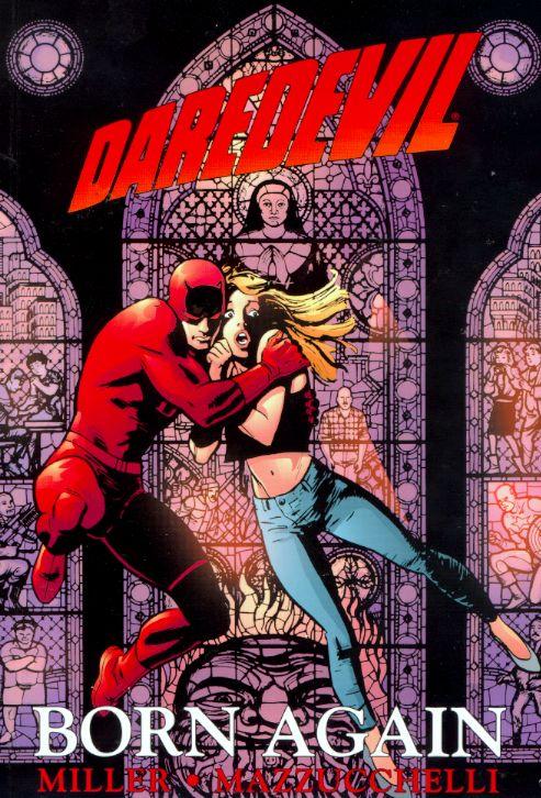 Daredevil: Reboot Bornagain