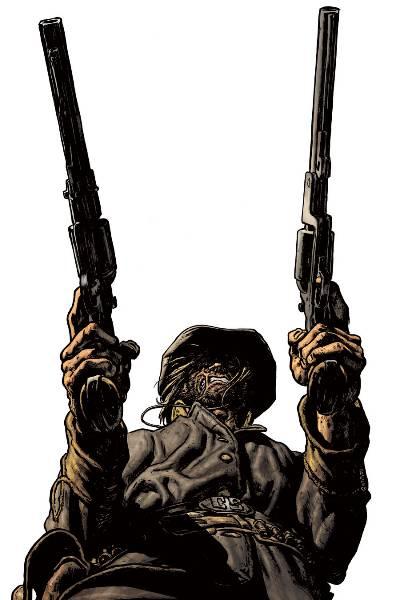 Rafa Garrés en los USA: portadas de Western y números de Road Rage ...