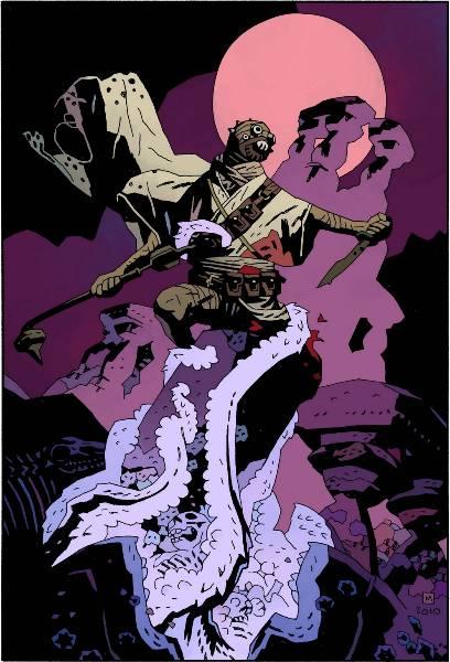Star wars galer a de excelentes dibujantes adam hughes for Planeta de agostini r2d2